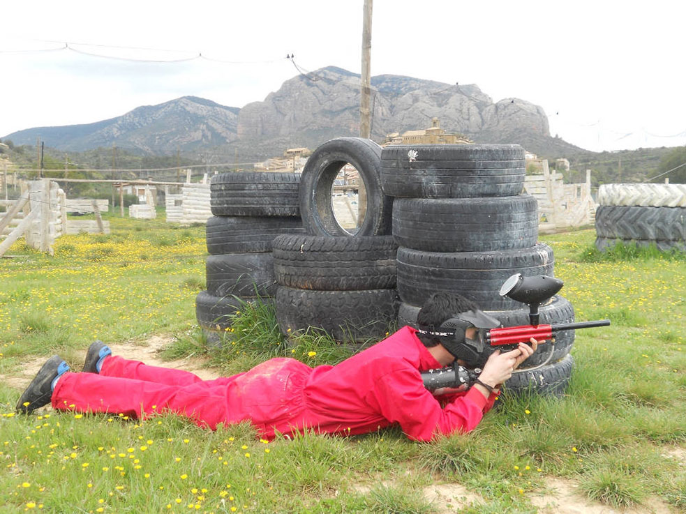 Paint Ball Murillo